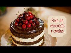 Chata de Galocha! | Lu Ferreira » Arquivos Receita de bolo de chocolate com cerejas - O Chef e a Chata - Chata de Galocha! | Lu Ferreira