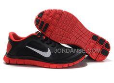 http://www.jordanse.com/nike-free-40-v3-black-red-for-sale.html NIKE FREE 4.0 V3 BLACK RED FOR SALE Only $66.00 , Free Shipping!