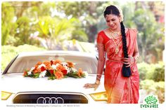 #CarDecor #HinduWedding #HinduBride #CandidPhotogrphy #WeddingDecor, r  #WeddingPhotographyKerala #Eventree www.eventree.events