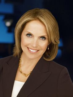 katie couric - former Girl Scout and speaker at the past GS National Convention