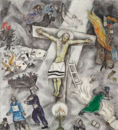 1000+ images about The Crucifixion on Pinterest | Christ ... Marc Chagall White Crucifixion