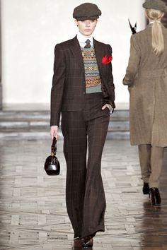 Ralph Lauren Autumn/Winter 2012-13 Ready-to-Wear