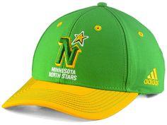 Minnesota North Stars adidas NHL Bar Down Adjustable Cap Hockey Hats, Minnesota North Stars, Nhl Apparel, Nba Store, Nfl Shop, Nfl Jerseys, Fan Gear, Sport Outfits, Cap
