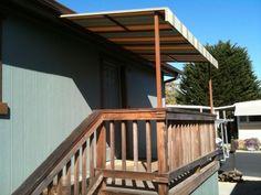 Backyard Retreat Wooden Awnings