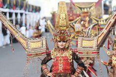 Jember Fashion Carnaval 2018. Carnival, Fair Grounds, Fashion, Moda, Fashion Styles, Carnavals, Fashion Illustrations