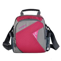 Men Women Outdoor Sports Shoulder Bags Travel Light Waterproof Crossbody Bags  Worldwide delivery. Original best quality product for 70% of it's real price. Hurry up, buying it is extra profitable, because we have good production sources. 1 day products dispatch from warehouse. Fast &...