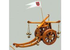 Carro da combattimento - XV sec.   scala 1:12