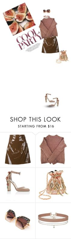 """make it happen"" by luisa-vic ❤ liked on Polyvore featuring Nina Ricci, Acne Studios, Dolce&Gabbana and Miss Selfridge"