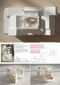 zhangke zao/standardarchitecture - Micro-Hutong at Dashilar 微胡同 September  2013