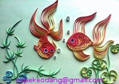 ...Quilled Fish