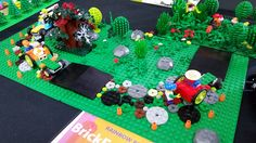 https://flic.kr/p/z1iRt5   Upper Hunter Brick Show 2015   Rainbow Bricks LUG presents Upper Hunter Brick Show. This is the second year we have traveled out to this beautiful area of the Hunter Valley [NSW]. This event was more successful than last years event and we will be returning again for 2016. :-)