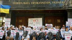 Aktivisten fordern die Entlassung eines Staatsanwalts, dem sie illegale…