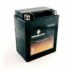 YTX14AHL-BS Motorcycle Battery for HONDA CB750K Four 750CC 69-'82 by Chrome Battery. Save 17 Off!. $49.90. Power sport vehicles use the oldest and most reliable type of rechargeable battery, thelead acid battery. Chrome Battery offers a large inventory of power sport batteries to replace your existing battery. AGM Sealed Lead Acid batteries are considered the highest performing battery available on the market today. Each Chrome Battery YTX14AHL-BS Motorcycle Battery for HONDA C...