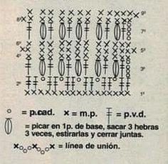Вязание спицами. Вязание крючком.: Туника крючком из фрагментов