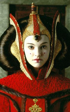 One of the few good things to come out of those retarded movies is Queen Amidala's amazing wardrob