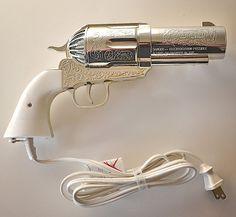 hair dryer gun....this is cool