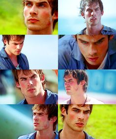Ian Somerhalder portraying Boone Carlyle in the tv show Lost |Pilot (1x01 — 1x02)