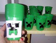 Como Fazer Festa Minecraft | Como Fazer Festas
