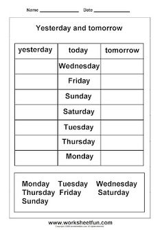 Worksheet Spanish Calendar Worksheets the ojays and worksheets on pinterest days of week can create 3 fold book for students to write in