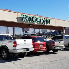 Second stop for the day at @woodcraftgallery wish me luck!