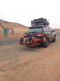 Renault Koleos Phase III - Travesía Dakar 2014