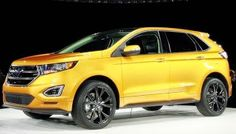 2015 Ford Edge AWD SEL Plus [www.FordCarReview.com]