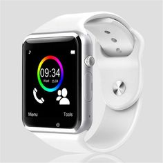WristWatch Bluetooth Smart Watch Sport Pedometer With SIM Camera For Android Smartphone