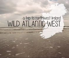 Ireland's Wild Atlantic Way… Northwest! Amazing Video via @Irish Fireside http://irishfireside.com/2013/10/17/irelands-wild-atlantic-way-northwest-amazing-video/