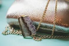 Druzy Necklace Giveaway   Haute Off The Rack @Haute Off The Rack