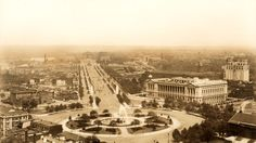 Philly is a city of parks, but a lot has changed since William Penn laid out the city in 1682. Here's another round of before-and-afters of old and new parks around the city, from the iconic Logan Circle to Louis I. Kahn Park.