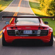Widebody R8 • Photo by @robbsutton #CarLifestyle #Widebody #Audi #R8 @topspeedmotorsports
