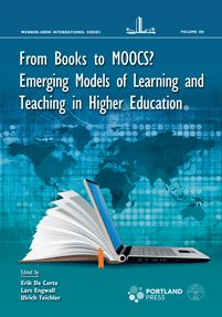 From books to MOOCs? Emerging models of learning and teaching in higher education