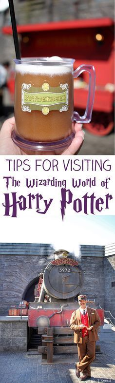 The Wizarding World of Harry Potter Universal Studios Hollywood Tips and Tricks--omg I am planning to go here