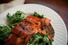We love balsamic vinegar. It goes well with just about any vegetable or protein, and it'sone ofour top twogo-to seasonings for salmon. With the beautiful weather this weekend, I wanted do someth...