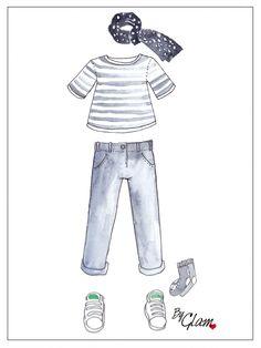monochrome-outfit- Stéphanie Rousseau