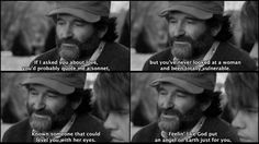 Good Will Hunting. I'm telling you, this is only my favorite movie ever.