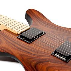 Sinuous guitar