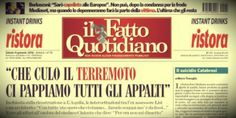 """Le intercettezioni scandalo! Il terremoto dell'Aquila è stato un """"colpo di c**o""""https://tuttacronaca.wordpress.com/2014/01/11/le-intercettezioni-scandalo-il-terremoto-dellaquila-e-stato-un-colpo-di-co/"""