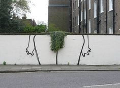 New Banksy Work - The Bush, I Hate This Font, Paper Crane & More