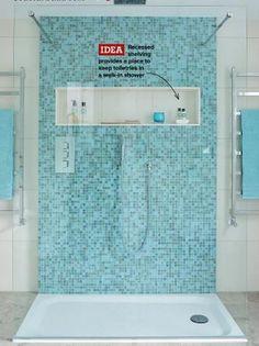 the tile. #bathroom