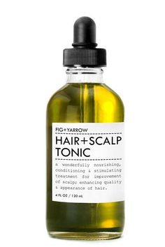 The name of this product is slightly deceiving, because it does so much more than simply nourish and stimulate your scalp. It's also an amazing nail strengthener, face cleanser, and hydrating aftershave — for him and her — thanks to nutritive oils and an herbaceous blend of rosemary, burdock root, horsetail, and nettles.