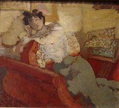 Édouard Vuillard(1868ー1940)