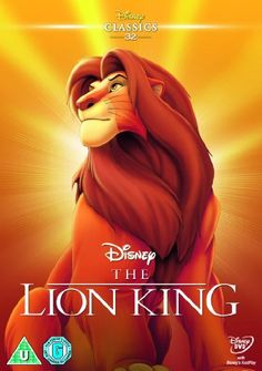 The Lion King (1994) (Limited Edition Artwork Sleeve) [DVD] Lion King Poster, Lion King Dvd, The Lion King 1994, Lion King Movie, Disney Dvd, Disney Films, Disney Posters, Pixar Movies, Disney Quotes