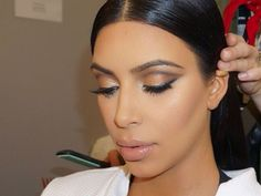 Keeping Up With The Kardashians star Kim Kardashian has a pretty ah-mazing make-up artist in Mario Dedivanovic