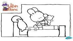 """Résultat de recherche d'images pour """"coloriage petit lapin blanc"""""""