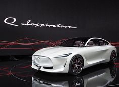 Infiniti Q Inspiration concept is very well executed. Definitely one of the stars of this years NAIAS