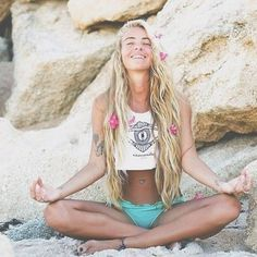 Yoga :: Poses + Workouts :: Mind Body Spirit :: Free your Wild :: See more Untamed Yogi Inspiration @untamedmama