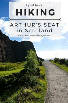 Arthur's Seat Scotland via Beer Time With Wagner