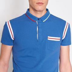 3b187a253e5a87 Polo manches courtes homme casual - image 3 Kleider, Polohemd-entwurf, Polo  Shirt