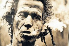 Keith Richards | Anton Corbijn